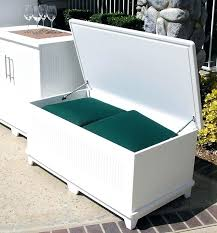 bench storage outside bench garden bench seat waterproof storage box patio storage bench seat plastic outdoor