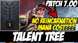 level 25 no reincarnation mana cost talent tree wraith king