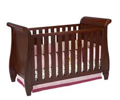 simmons easy side crib. another pretty sleigh crib for over $700 less! simmons easy side