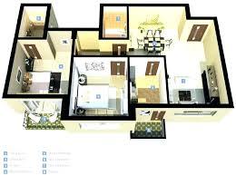 3 Bedroom Home Design Plans Impressive Design Inspiration