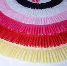 Decorative Fabric Trim Aliexpresscom Buy 5yard Lot Diy Chiffon Lace Trim Decoration
