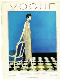 Vogue, September 1st, 1925 | It was founded as a weekly publication by Arthur  Baldwin Turnure in 1892. | Vogue magazine, Binding covers, Vogue