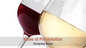 Wine Powerpoint Template Wine Toast Powerpoint Templates Wine Toast Powerpoint Backgrounds