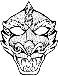 Small Picture Dragon Face Coloring Page Art Pinterest Dragon face