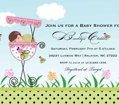 Collection Design Baby Shower Invitations Online Free Baby Girl