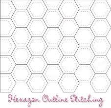Hexagon Quilt Pattern Template texas freckles hexagons thoughts ... & Hexagon Quilt Pattern Template texas freckles hexagons thoughts week four quilting  hexagons Adamdwight.com