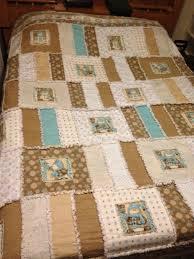 32 best rag quilts images on Pinterest | Dolls, Fun stuff and ... & Snowman flannel rag quilt Adamdwight.com