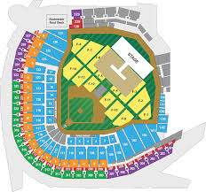 Target Field Eagles Concert Seating Chart Systematic Target Field Concert Map Target Field Concert