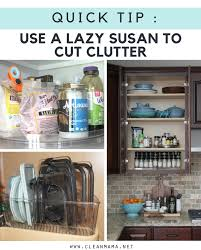 with so many options on the market you can use a lazy susan in just about every cabinet cupboard