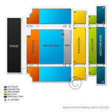 Bergen Performing Arts Center Englewood Nj Seating Chart Bergen Performing Arts Center Tickets