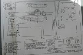 trane capacitor wiring diagram wiring diagram schematics replaced capacitor a c unit works but won 39 t turn on ruud heat pump wiring
