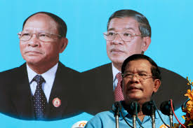 Image result for Hun Sen and The Cambodian Peoples' Party
