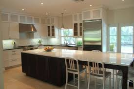 Kitchen Island With Table Extension An Island With Table In Your Kitchen  Island With Table Attached