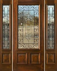 double glass entry doors iron and glass front doors doors windows exterior doors front doors home double glass entry doors