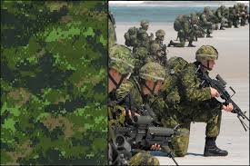 cadpad canadian disruptive pattern camouflage first digital camouflage since 2002