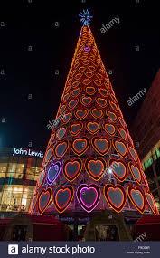 Giant LED Lights Christmas Tree Liverpool One Christmas Lights