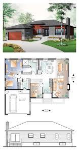Pin By Navin Sorn On Villa Floor Plan Modern Style House Plans House Plan Gallery Modern House Plans
