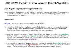 jean piaget theory co jean piaget cognitive theory
