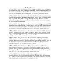 death of a salesman symbolism essay death of a salesman essay about outline quotes essay writer uk