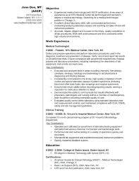 Lab Tech Resume Emelcotest Com