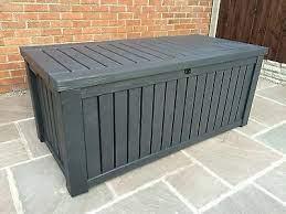 keter novel garden waterproof storage
