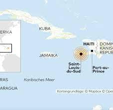 Fast 1300 Tote bei schwerem Erdbeben ...