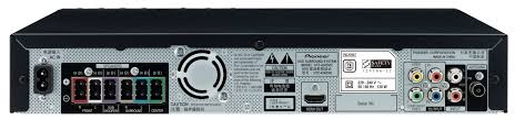 pioneer 5 1 home theater system. pioneer 1000w 5.1 dvd home theater speakers - black htz-424dvd 5 1 system i