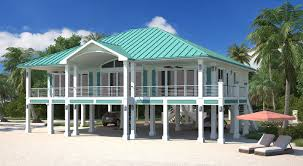 clearview 2400p 2 2400 sq ft on piers beach house plans by beach cat homes