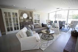 Living Room And Dining Room Color Schemes Paint Color Scheme For Living Room And Kitchen Simple All White