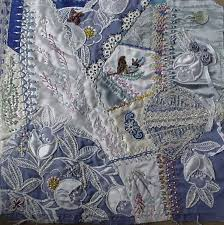 27 best Crazy Quilting ~By Susan Shufelt, The Beeded Needle images ... & I ❤ crazy quilting . . . Wedding Dress Quilt. I am making a quilt Adamdwight.com