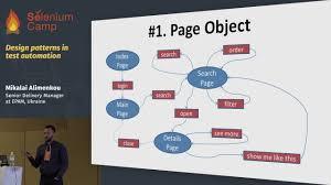Design Patterns For Test Automation Framework Design Patterns In Test Automation