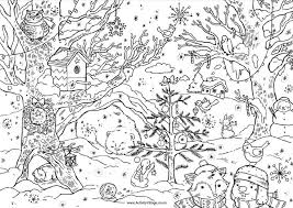 Christmas Coloring Sheets For Adults Pdf With 22 Pages Free Pdf