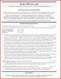 Fresh Administration Resume Npfg Online