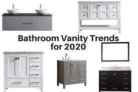 Bathroom Vanity Trends For 2021 The Flooring Girl