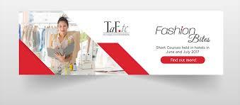 Fashion Banner Modern Feminine Fashion Banner Ad Design For Taf Tc By Sd