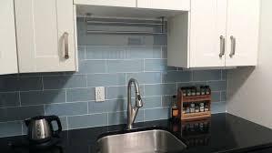 frosted glass tile blue green designs wall light backsplash kitchen tiles