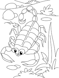 Small Picture Serpentine scorpion coloring pages Download Free Serpentine