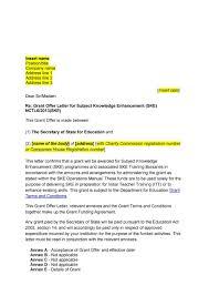 100 Sample Teacher Job Offer Letter Wonderfull Sample Job