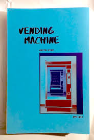 Book Printing Vending Machine Extraordinary Allison Hsiao Vending Machine Book