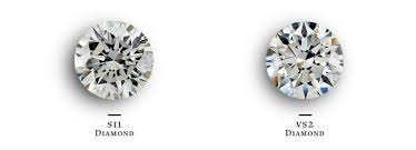 Diamond Clarity Chart Si1 Si1 Vs Vs2 Whats The Difference Between These Clarity Grades