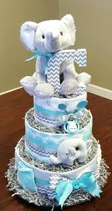 diy baby shower ideas elephant diaper cake baby boy baby shower gift check out my page diy baby shower ideas
