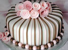 Birthday Cake Designs For Girl A Birthday Cake