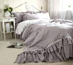 blue ruffle comforter ruffle comforter set king baby bedding sets offers for 0 light blue ruffle blue ruffle comforter