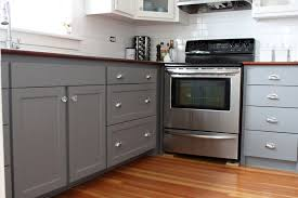 grey cabinet doors ideas