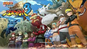 Naruto Shippuden: Ultimate Ninja Storm 3 HD Wallpapers