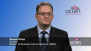 master of business administration mba part time postgraduate master of business administration mba part time postgraduate degree course university of central lancashire university of central lancashire