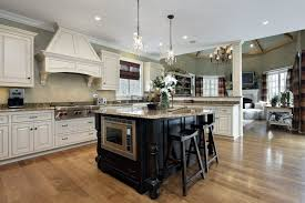 of new cabinets and counters in kitchen new professional countertop estimating guide great lakes granite