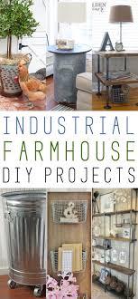 Best 25+ Industrial farmhouse decor ideas on Pinterest   Wood and ...