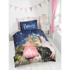 306626 princess kids single duvet