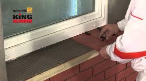 Granit Fensterbänke Außen Einbauen Wdvs